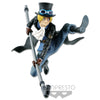 ONE PIECE BANPRESTO WORLD FIGURE COLOSSEUM2 vol.8 - SABO Normal Color ver
