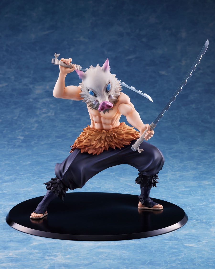 Demon Slayer: Kimetsu no Yaiba - Inosuke Hashibira - 1/8TH SCALE FIGURE