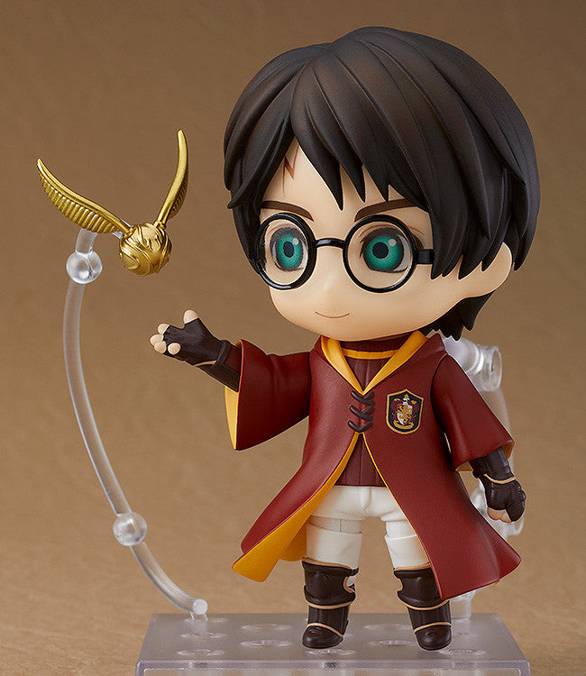 1305 Nendoroid Harry Potter: Quidditch Ver.