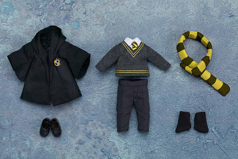 Harry Potter Nendoroid Doll Outfit Set (Hufflepuff Uniform - Boy)