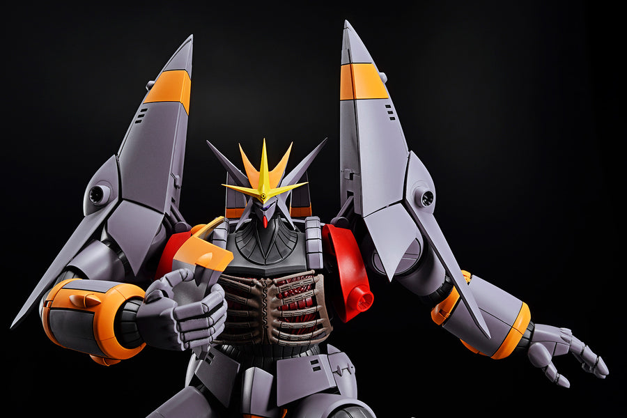 AIM FOR THE TOP - GUNBUSTER black hole starship version