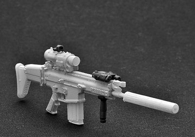 Little Armory - LA003 - SCAR-H Type