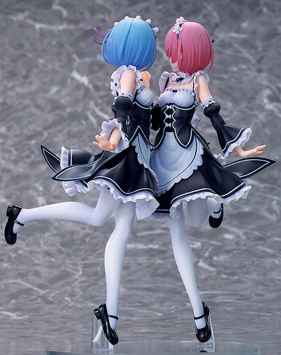 ReZero - Rem & Ram: Twins Ver. - 1/7th Scale Figure
