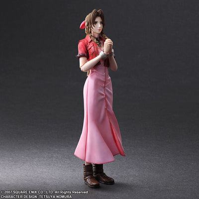 CRISIS CORE FINAL FANTASY® VII PLAY ARTS -KAI- AERITH GAINSBOROUGH