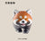 KONGZOO : RED PANDA PVC FIGURE