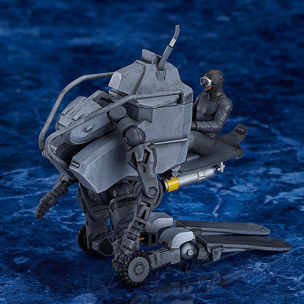 OBSOLETE - MODEROID 1/35 Submersible EXOFRAME