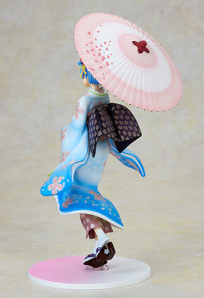 Re : ZERO - Starting Life in Another World - Rem : Ukiyo - e Cherry Blossom Ver. - 1/8th SCALE FIGURE