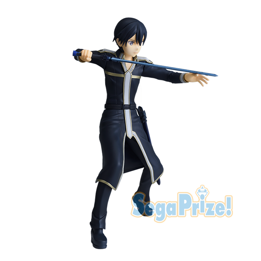Sword Art Online : Alicization - Kirito - LPM Figure