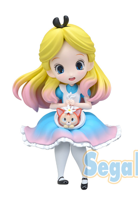 Disney Characters - PM figure - Sprinkles Sugar - Pink ver. Alice ( A : Normal Colour )
