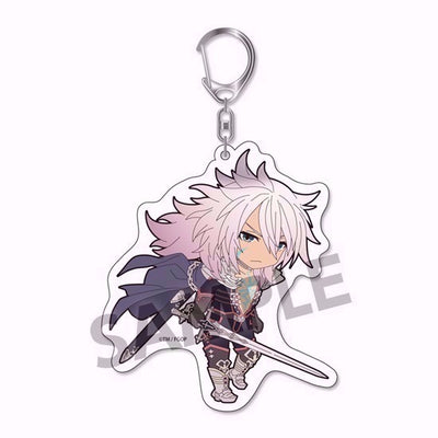 Fate/Grand Order - Pikuriru! Trading Acrylic Keychain vol.3 (4th run) - Complete Set