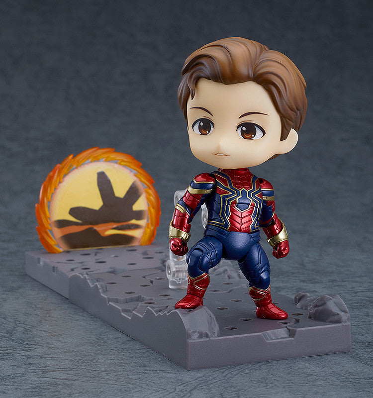 1497-DX Nendoroid Iron Spider Endgame Ver. DX