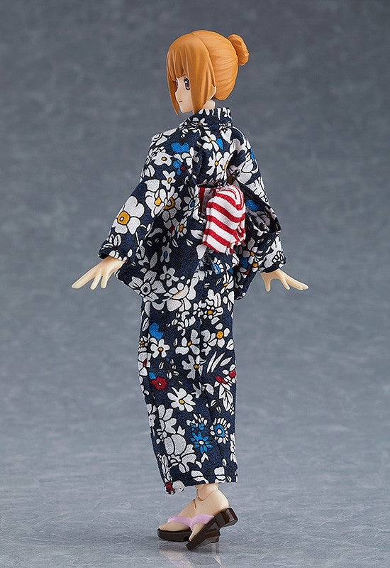 figma Female Body (Emily) with Yukata Outfit