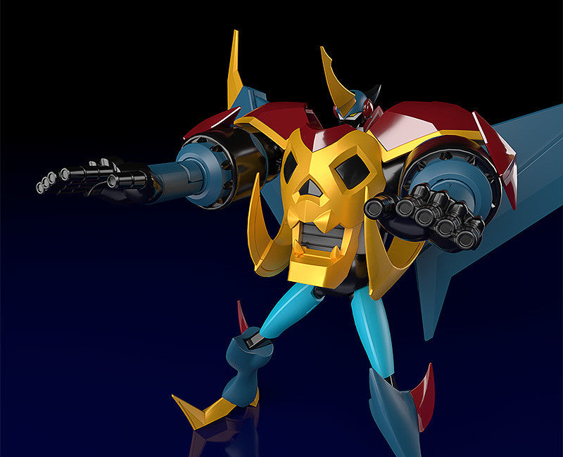 GAIKING LEGEND OF DAIKU MARYU MODEROID Raiking