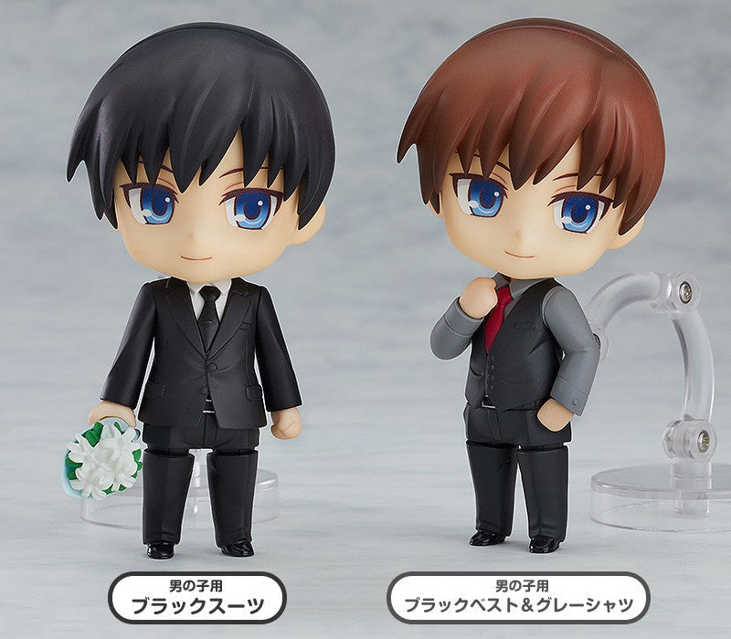 Nendoroid More Dress Up Suits 02