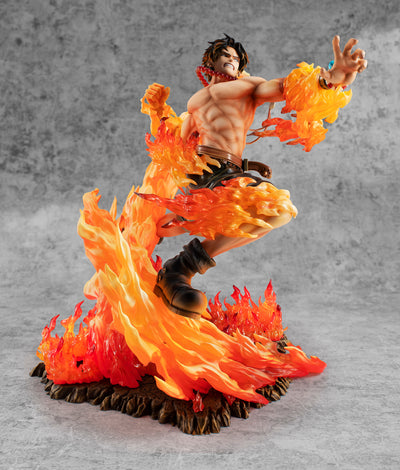 Portrait Of Pirates One Piece - NEO-MAXIMUM - Portgas D Ace - 15th LIMITED Ver