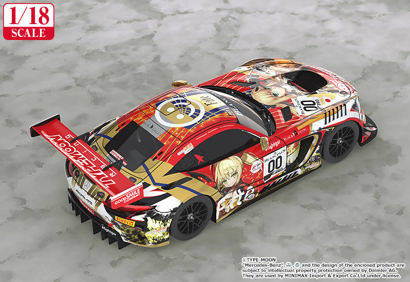 1/18th Scale GOODSMILE RACING & TYPE-MOON RACING 2019 SPA24H Ver.