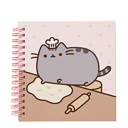 Pusheen 80 Page Notebook