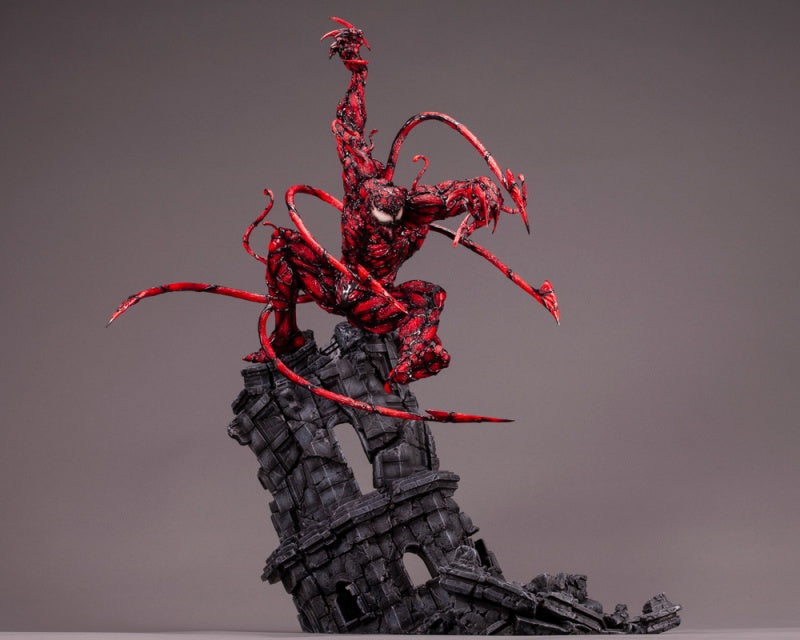 MARVEL UNIVERSE - MAXIMUM CARNAGE FINE ART STATUE - 1/6TH SCALE FIGURE