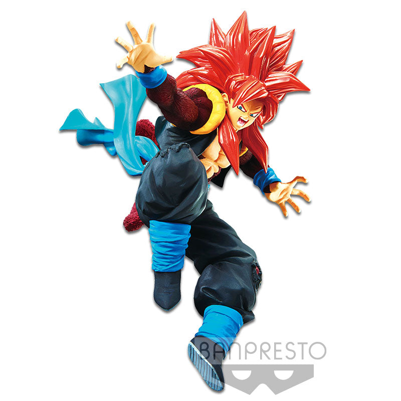 SUPER DRAGON BALL HEROES 9th ANNIVERSARY FIGURE - SUPER SAIYAN 4 GOGETA : XENO