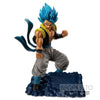 DRAGON BALL Z DOKKAN BATTLE - 5TH ANNIVERSARY - SUPER SAIYAN GOD SUPER SAIYAN GOGETA FIGURE