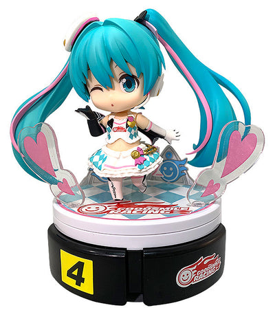 Racing Miku 2019 Ver. Stage Vacuum Cleaner 001/002