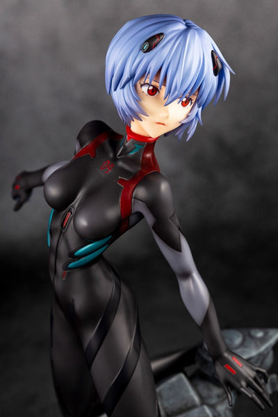 Rebuild of Evangelion - Rei Ayanami Plugsuit ver. - 1/6th Scale Figure