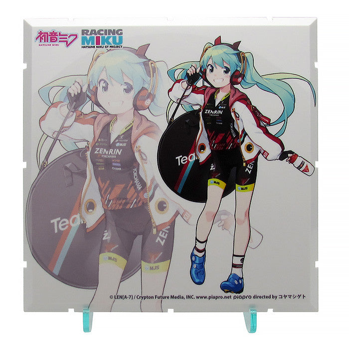 Dioramansion 150: Racing Miku Pit 2020 Optional Panel (Team UKYO Support Ver.)