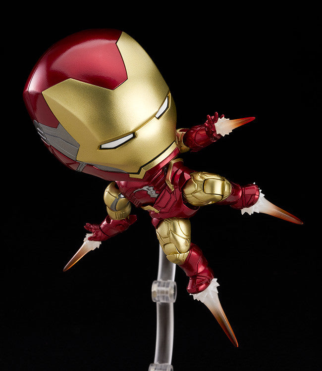 1230-DX Nendoroid Iron Man Mark 85: Endgame Ver. DX