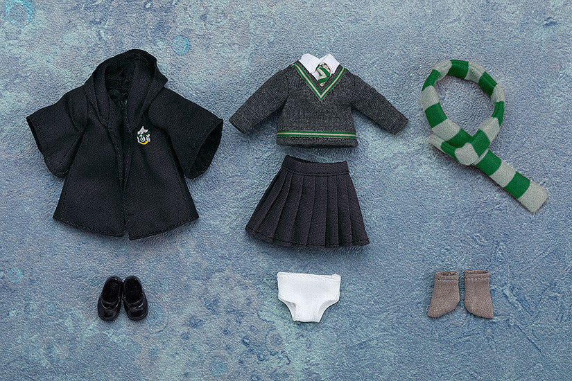 Harry Potter Nendoroid Doll Outfit Set (Slytherin Uniform - Girl)