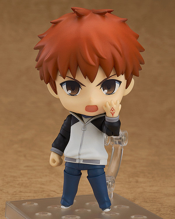 Nendoroid Shirou Emiya (re-run)