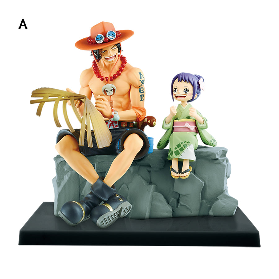 ONE PIECE WANO COUNTRY SECOND ACT Kuji