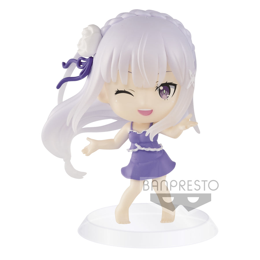 CHIBIKYUN CHARACTER RE : ZERO - STARTING LIFE IN ANOTHER WORLD - VOL.2 ( A : EMILIA )
