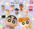 ColleChara! - Crayon Shin-chan 2 - Complete Set