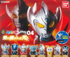 CP0472G - ColleChara! Ultraman 04 Inherited Light! - Complete Set