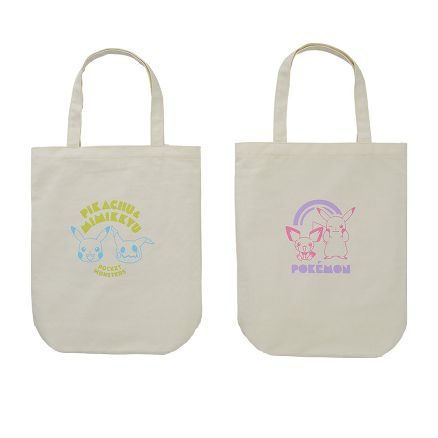 Pokemon Premium Applique Tote Bag