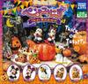 CP0064 - Disney Characters Pekkori-zu Happy Halloween - Complete Set