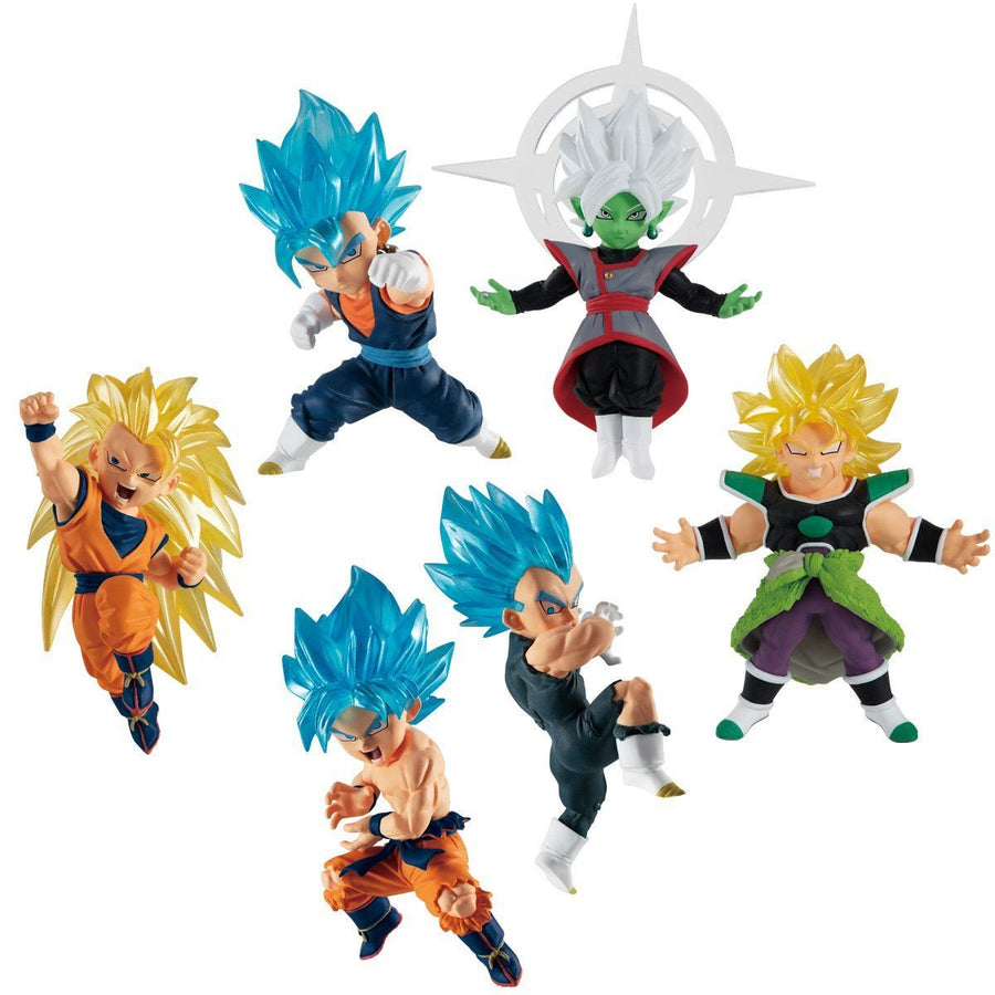 Dragon Ball - Adverge Motion 4 Set