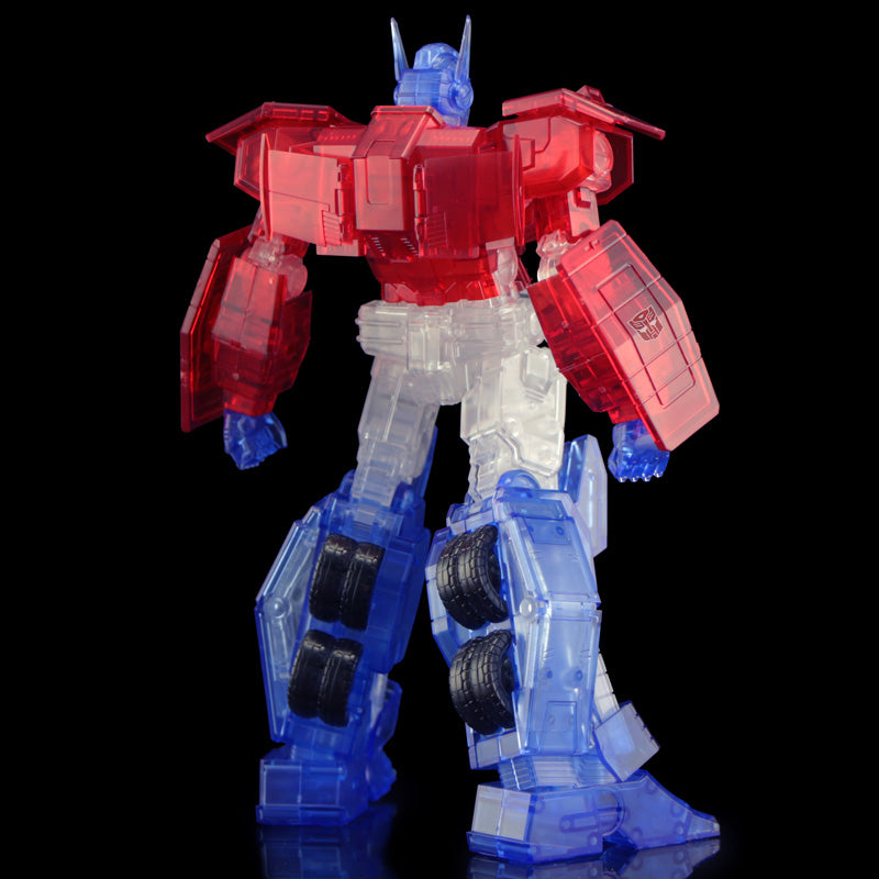 Transfomers Furai Model Optimus Prime (Clear ver.)