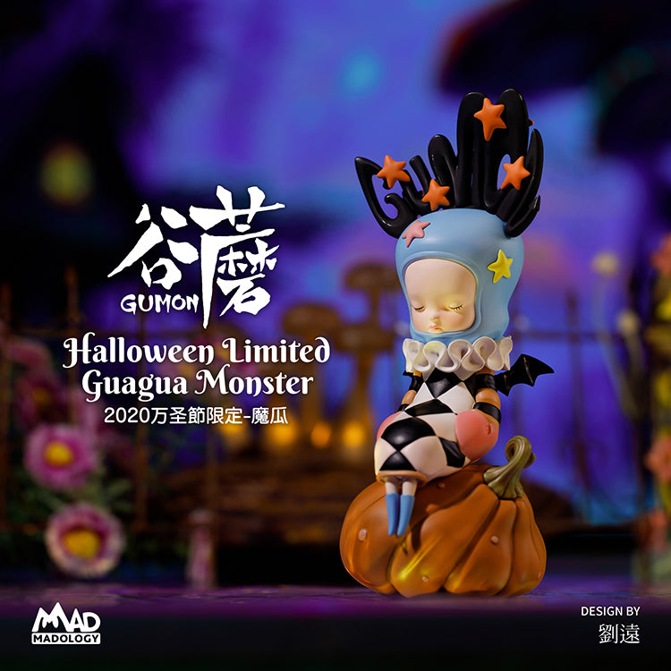 Madology x LANGE  GUMON 2020 Halloween Limited Guagua Monster