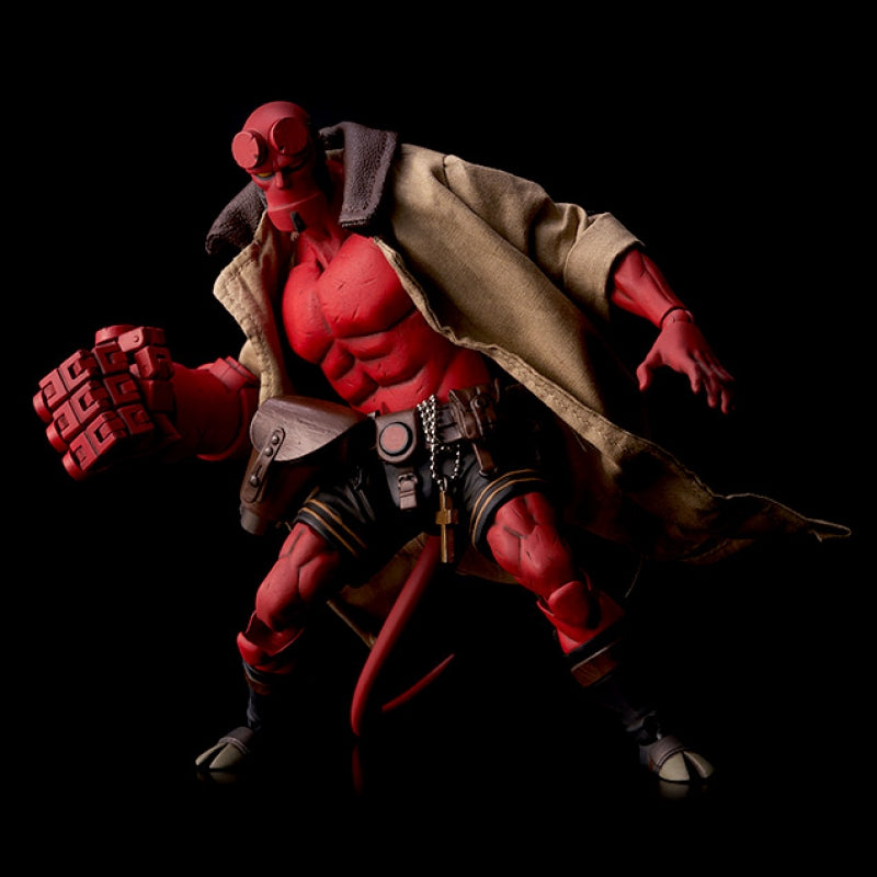 Hellboy - Hellboy (re-run) - 1/12th Scale Figure