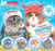 KABUTTE!: Sea Animals 2 only for Nyanko - Complete Set