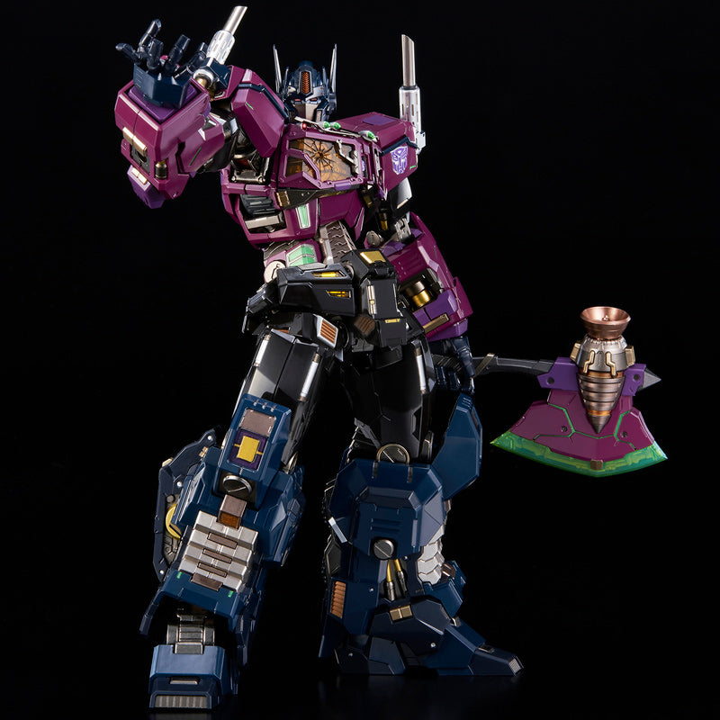 Shattered Glass Optimus Prime