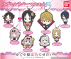 CP0502 - Kaguya-sama: Love is War Capsule Rubber Mascot 02 - Complete Set