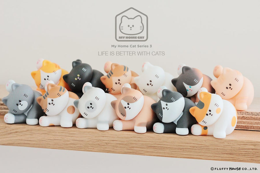 MY HOME CAT BLIND BOX SERIES 3
