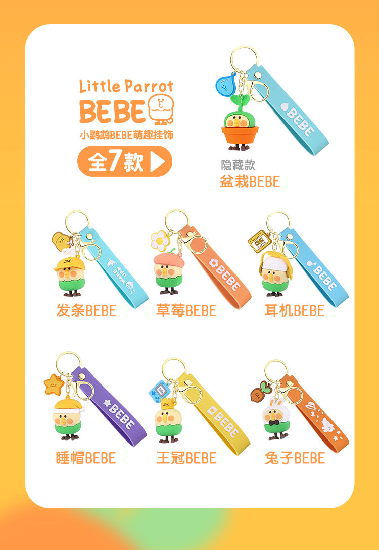 Moetch x BEBE Pendants