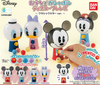 CP0494 - Ouchi de Gashapon Disney Friends -Classic Color Ver.- - Complete Set