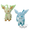 I LOVE EEVEE BIG PLUSH- LEAFEON・GLACEON-