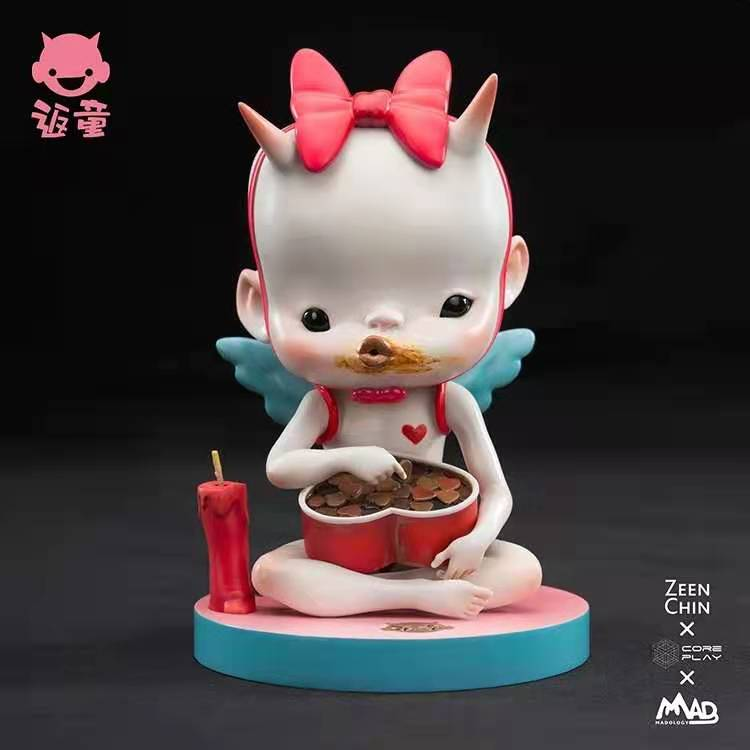 Madology x Zeen Chin  RE-CHILD-Chocolate Kinna