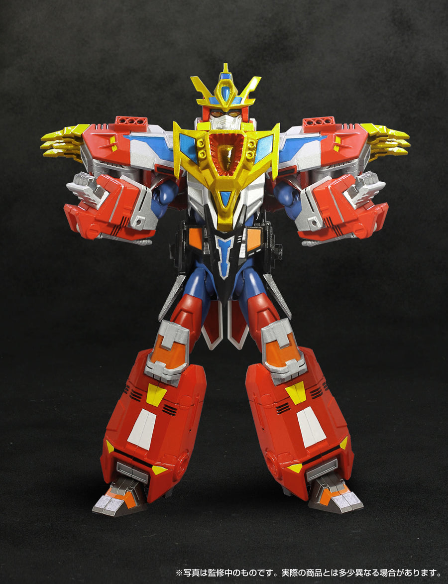 Hero Action Figure HAF KING GRIDMAN
