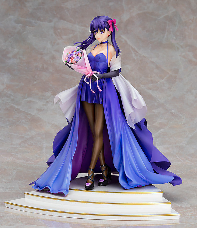 Fate/stay night ~15th Celebration Project~ - Sakura Matou: 15th Celebration Dress Ver. - 1/7th Scale Figure